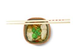 Orientalisches Huhn 2 Lizenzfreie Stockfotos