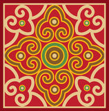 Orientalisches Muster Stockfotografie
