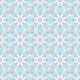 Orientalisches nahtloses geometrisches Gewebemuster Ethnieverzierung Dekorativer Hintergrund, Beschaffenheit, mit Ziegeln gedeckt Lizenzfreie Stockfotografie