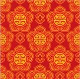 Orientalisches nahtloses Muster Lizenzfreies Stockbild
