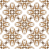 Orientalisches nahtloses Muster Stockfoto