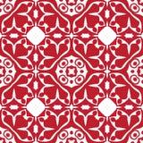 Orientalisches nahtloses Muster Stockbilder