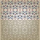 Orientalisches nahtloses Muster Stockfotos