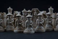 Orientalisches Schachspiel Lizenzfreie Stockbilder