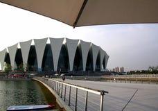 Orientalisches Sportzentrum Lizenzfreie Stockfotografie