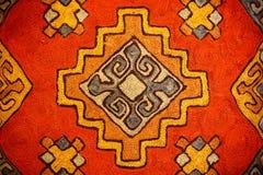 orientalisk abstrakt bakgrund Arkivfoton