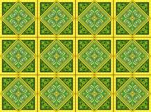 orientalisk bakgrund Royaltyfri Bild