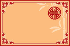 orientalisk bakgrundskines vektor illustrationer