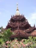 orientalisk Chiang Mai mandarin Arkivfoton