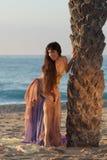 orientalisk dansare Royaltyfri Bild