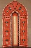 orientalisk garneringmosaik Royaltyfri Fotografi
