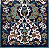 orientalisk garneringmosaik Royaltyfria Foton