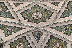 orientalisk härlig mosaik Fotografering för Bildbyråer