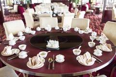 Orientalisk kinesisk restaurang Royaltyfri Fotografi