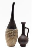 orientalisk krukmakeri Royaltyfri Bild