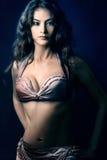 orientalisk kvinna för dansaremode Royaltyfria Bilder