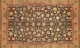 orientalisk matta Arkivbild