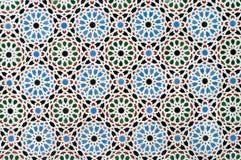 orientalisk modell för bakgrund Arkivfoto