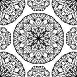 orientalisk prydnad Royaltyfri Fotografi
