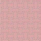 Orientalisk prydnad för vektor Arkivbild