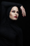 orientalisk skönhet arkivfoton