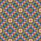 orientalisk stil för modern mosaik Royaltyfri Fotografi