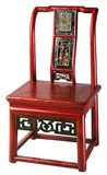 orientalisk stol Fotografering för Bildbyråer