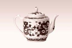 orientalisk tea Royaltyfri Bild