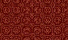 Orientalisk tygtextur royaltyfria foton