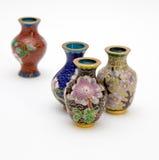 orientalisk vase för gäng Royaltyfria Foton