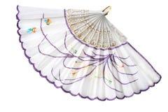 orientalisk ventilator Royaltyfri Bild