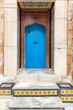 Orientaliska dörrar Royaltyfria Foton