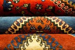 orientaliska filtar Arkivbild