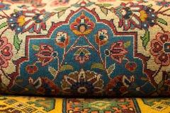 orientaliska filtar Arkivfoto