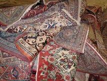 orientaliska filtar Arkivbilder