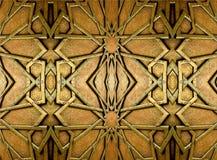 Orientaliska järndesigner och prydnader arkivfoton