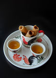 Orientaliska kakor Fotografering för Bildbyråer