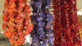 orientaliska kryddor för basar Royaltyfri Bild