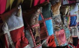orientaliska kuddar Royaltyfria Bilder