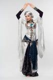 orientaliska kvinnor Arkivfoton