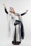 orientaliska kvinnor Arkivbilder