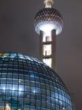 orientaliska pärlemorfärg shanghai Fotografering för Bildbyråer