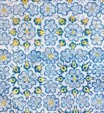 orientaliska prydnadar för bakgrund Arkivbild