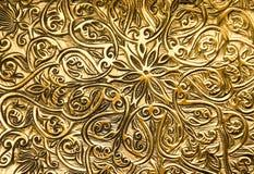 orientaliska prydnadar för bakgrund Royaltyfria Bilder