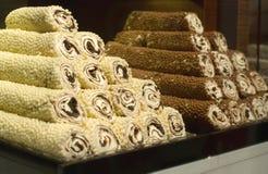 orientaliska sötsaker Arkivbild