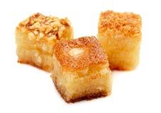 orientaliska sötsaker Fotografering för Bildbyråer