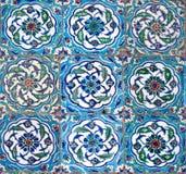 orientaliska tegelplattor Royaltyfria Bilder