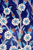orientaliska tegelplattor Royaltyfri Foto