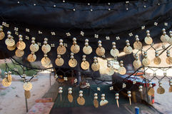 Orientaliska torkdukar Royaltyfria Bilder