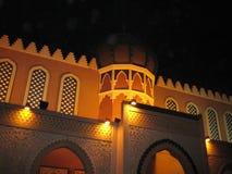 orientaliskt byggande Royaltyfri Fotografi